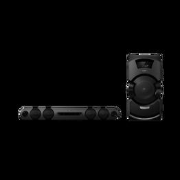 MEGA BASS Mini Hi-Fi System with DVD Playback, , hi-res
