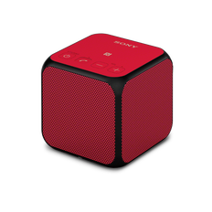 Mini Portable Wireless Speaker with Bluetooth (Red)