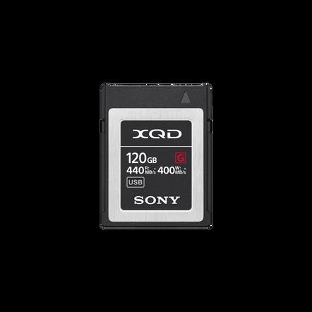 XQD G Series Memory Card 120GB, , hi-res