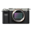 Alpha 7C - Compact Digital E-Mount Camera with 35mm Full Frame Image Sensor (Silver - Body only)