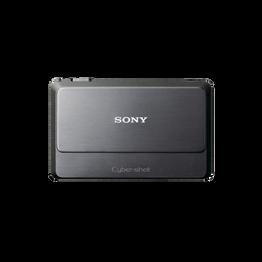 12.2 Mega Pixel T Series 4x Optical Zoom Cyber-shot (Grey), , hi-res