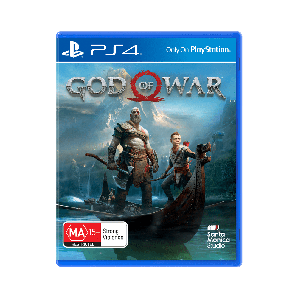 PlayStation4 God of War, , product-image