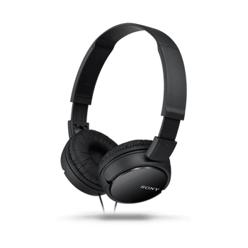 ZX110 Entry Overhead Headphones (Black), , hi-res