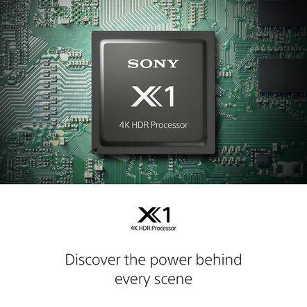 "50"" X85J | 4K Ultra HD | High Dynamic Range (HDR) | Smart TV (Google TV), , hi-res"