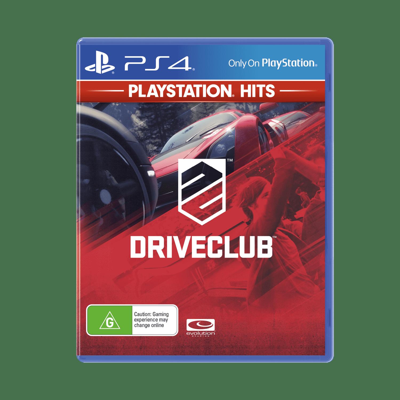 PlayStation4 Driveclub (PlayStation Hits), , product-image