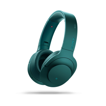 h.ear on Wireless Noise Cancelling Headphones (Blue), , hi-res