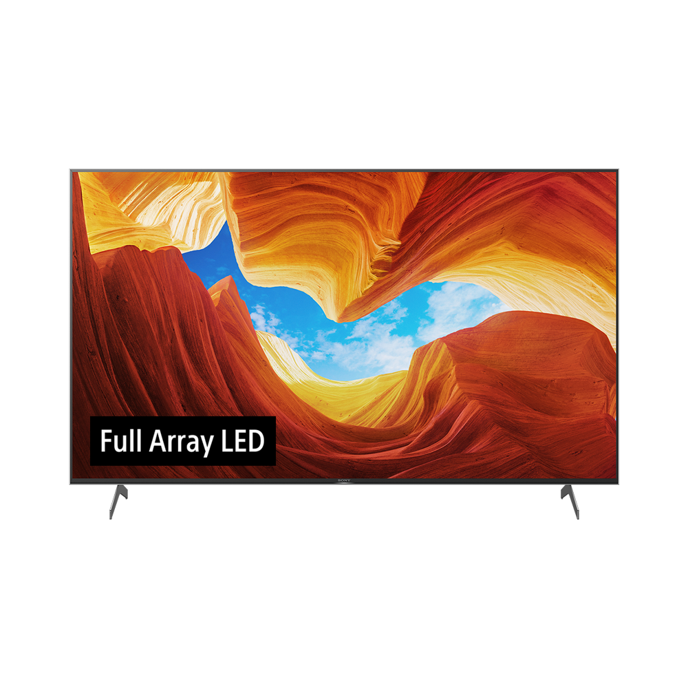 "65"" KD-65X9000H Full Array LED 4K Android TV, , product-image"