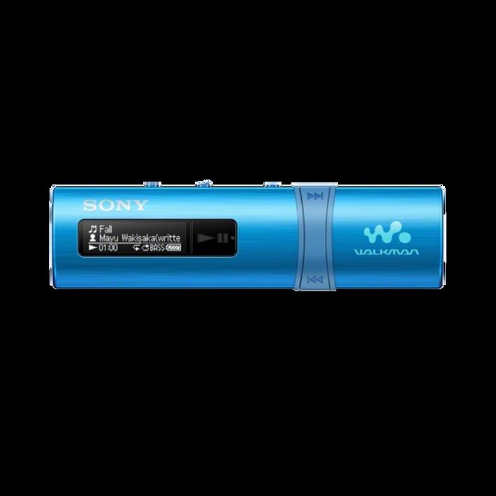 B Series 4GB MP3 Walkman (Blue), , product-image