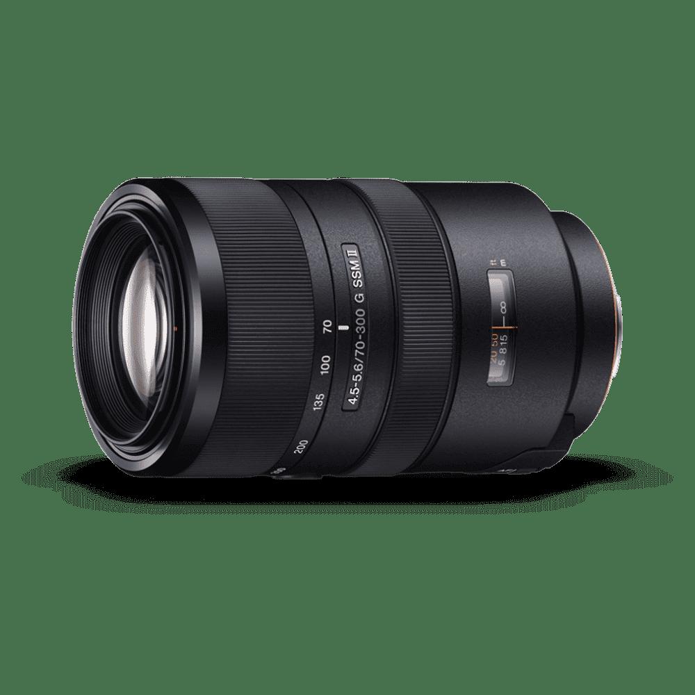 A-Mount 70-300mm F4.5-5.6 G SSM II Lens, , product-image