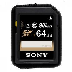 64GB SDHC Memory Card USH-1 Class 10 R70