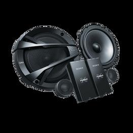 "16cm (6.3"") 2-Way Component Speakers"