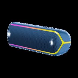 XB32 EXTRA BASS Portable BLUETOOTH Speaker (Blue), , hi-res