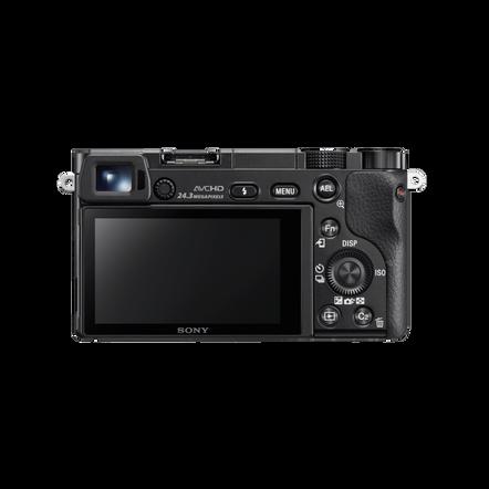 Alpha 6000 Digital E-Mount 24.3 Mega Pixel Camera, , hi-res