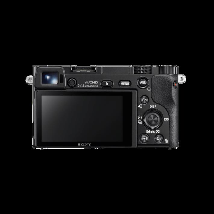 Alpha 6000 Digital E-Mount 24.3 Mega Pixel Camera, , product-image