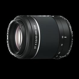 A-Mount DT 55-200mm F4-5.6 SAM Lens, , hi-res