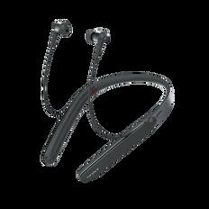 1000X Wireless Neckband Noise Cancelling Headphones (Black)