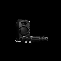 MEGA BASS Mini Hi-Fi System with DVD Playback, , lifestyle-image
