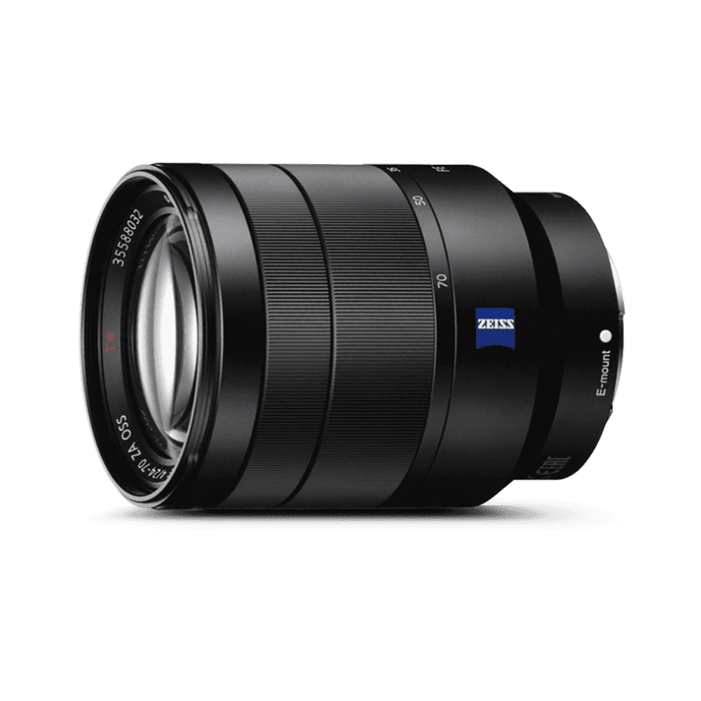 Vario-Tessar T* Full Frame E-Mount FE 24-70mm F4 Zeiss OSS Lens, , product-image