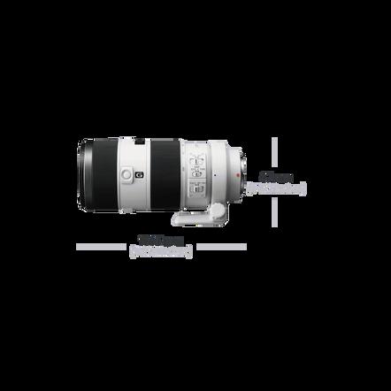 A-Mount 70-200mm F2.8 G SSM II Lens, , hi-res