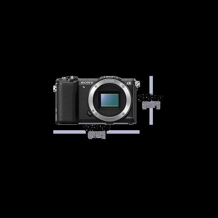 Alpha 5100 E-mount Camera with APS-C Sensor, , hi-res