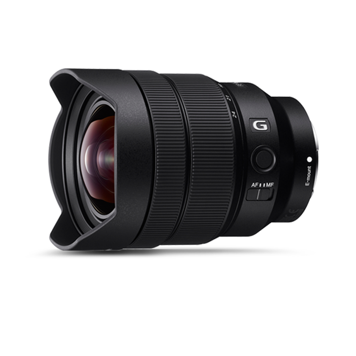Full Frame E-Mount FE 12-24mm Ultra Wide-Angle Zoom G Lens, , product-image