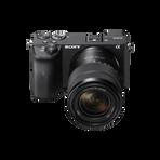 Alpha 6600 Premium E-mount APS-C Camera with 18-135mm Zoom Lens, , hi-res