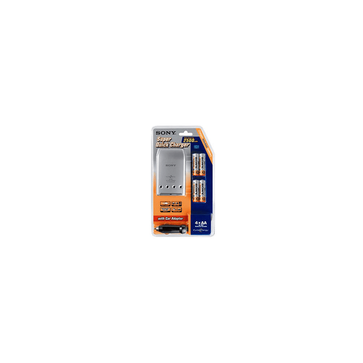Quick Charger for Nimh Batteries (Size Aa and Aaa), , product-image
