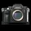 Alpha 9 Full Frame camera with stacked CMOS sensor