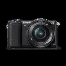 a5100 E-mount Camera with APS-C Sensor