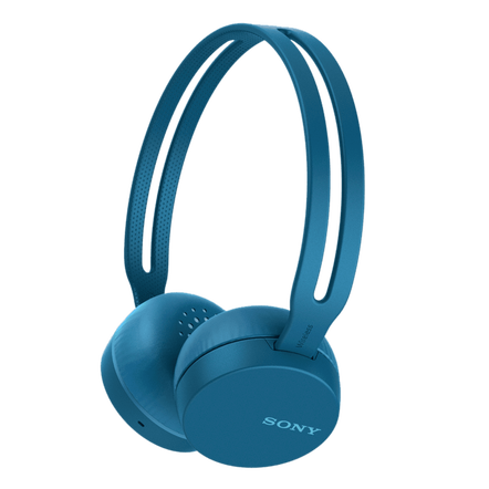 CH400 Wireless Headphones (Blue), , hi-res