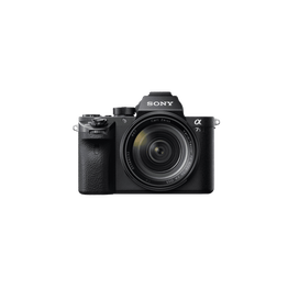 Alpha 7S II Digital E-Mount Camera with Full Frame Sensor (Body only), , lifestyle-image