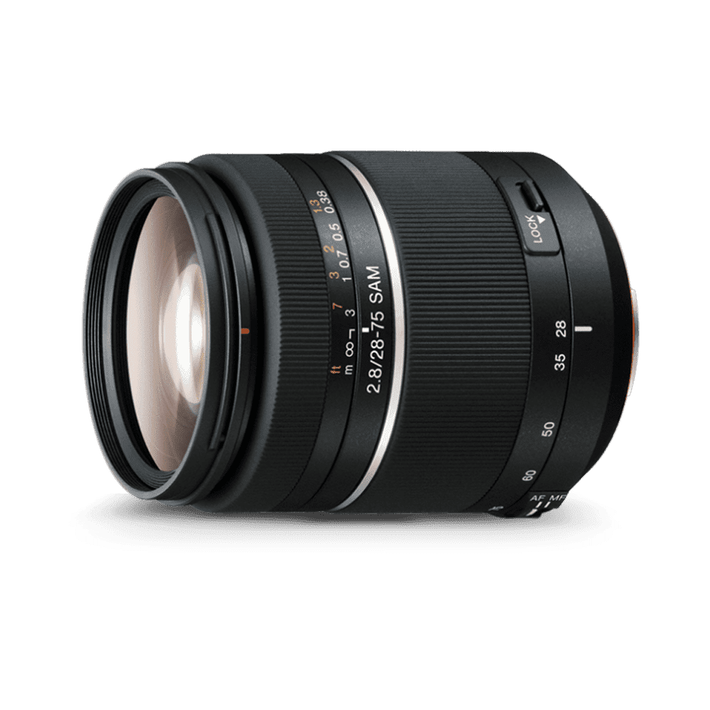 A-Mount 28-75mm F2.8 SAM Lens, , product-image