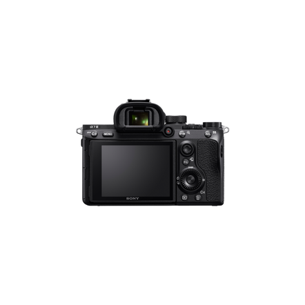 a7 III with 35mm full-frame image sensor (Body only)