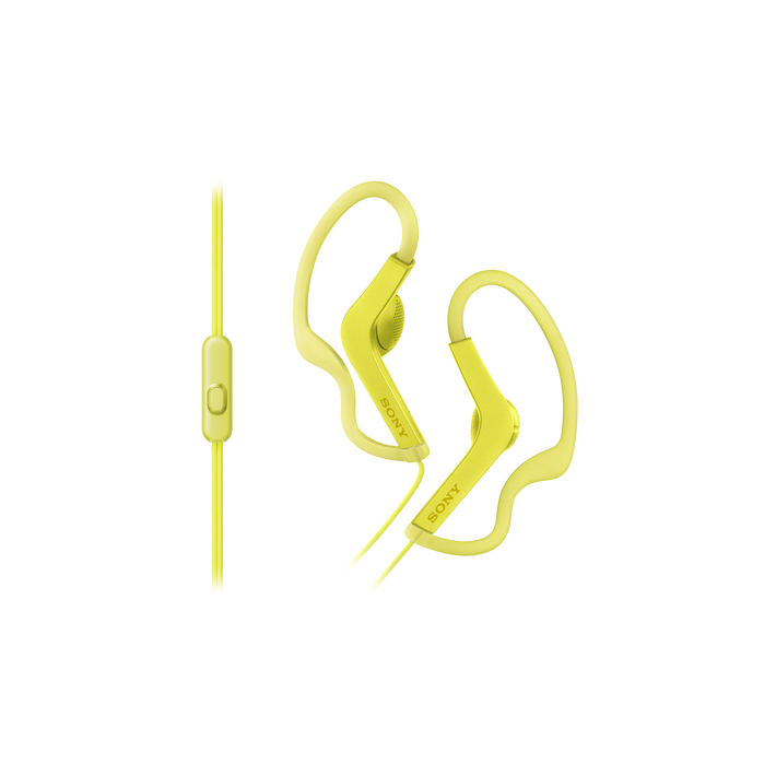 AS210AP Sport In-ear Headphones (Yellow), , product-image