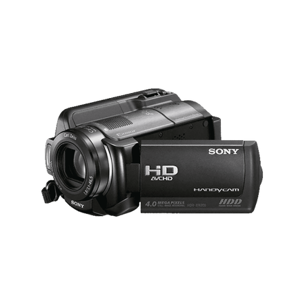 120GB Hard Disk Drive Full HD Camcorder, , hi-res