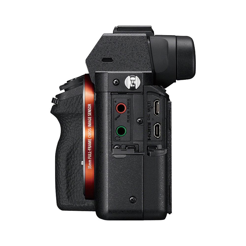 Alpha 7 II Digital E-Mount Camera with Full Frame Sensor (Body only), , product-image