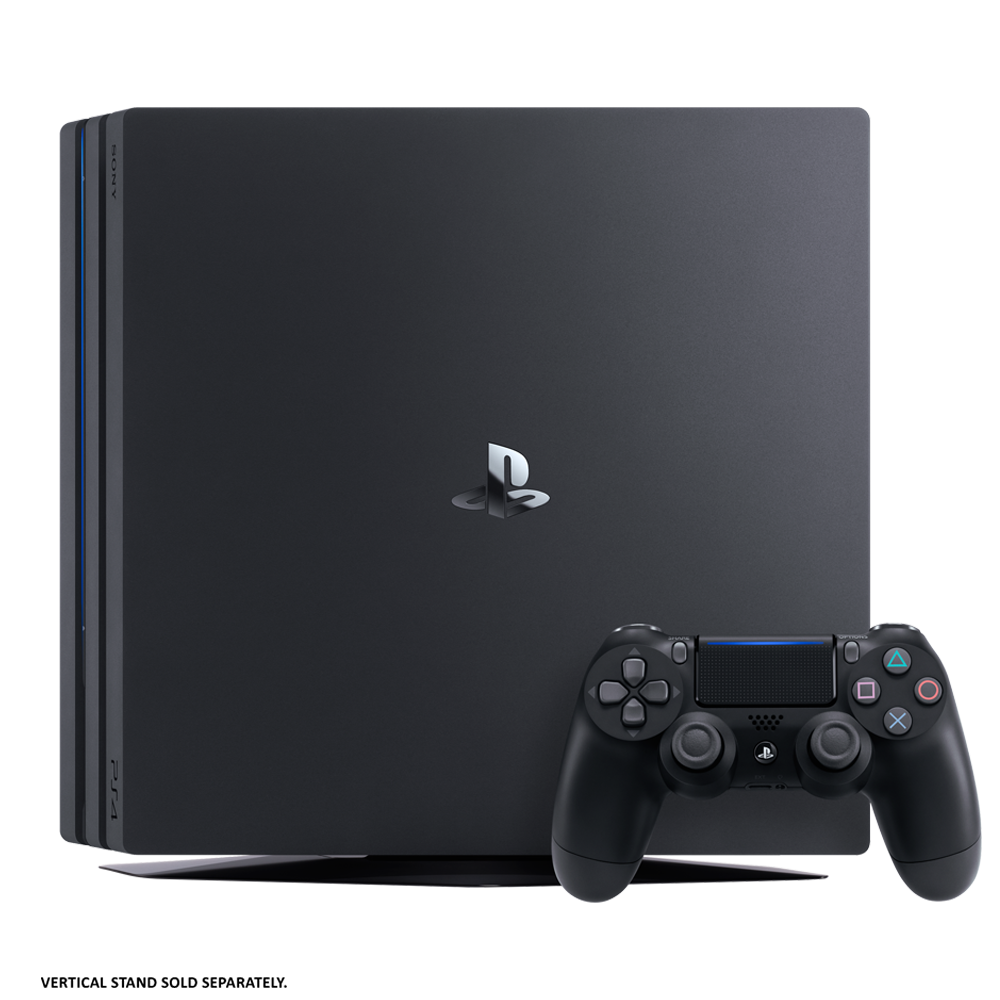 PlayStation4 Pro 1TB Console (Black), , hi-res