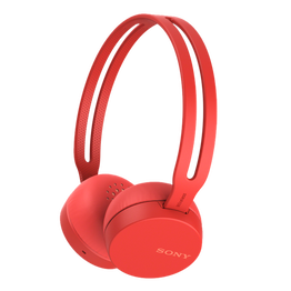 CH400 Wireless Headphones (Red)