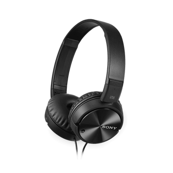 ZX110NC Headband Type Noise Cancelling Headphones (Black), , hi-res