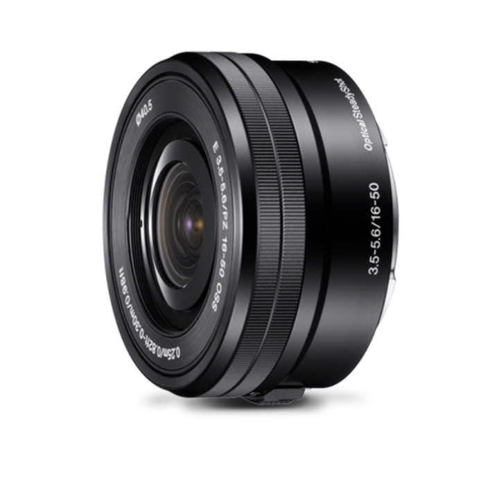 E-Mount PZ 16-50mm F3.5-5.6 OSS Lens, , product-image