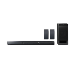 5.1ch Home Cinema System with Bluetooth