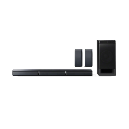 HT-RT3 5.1ch Home Cinema System with Bluetooth, , hi-res