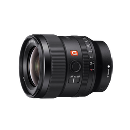 SEL24F14GM Full Frame E-Mount 24mm F1.4 G-Master Lens