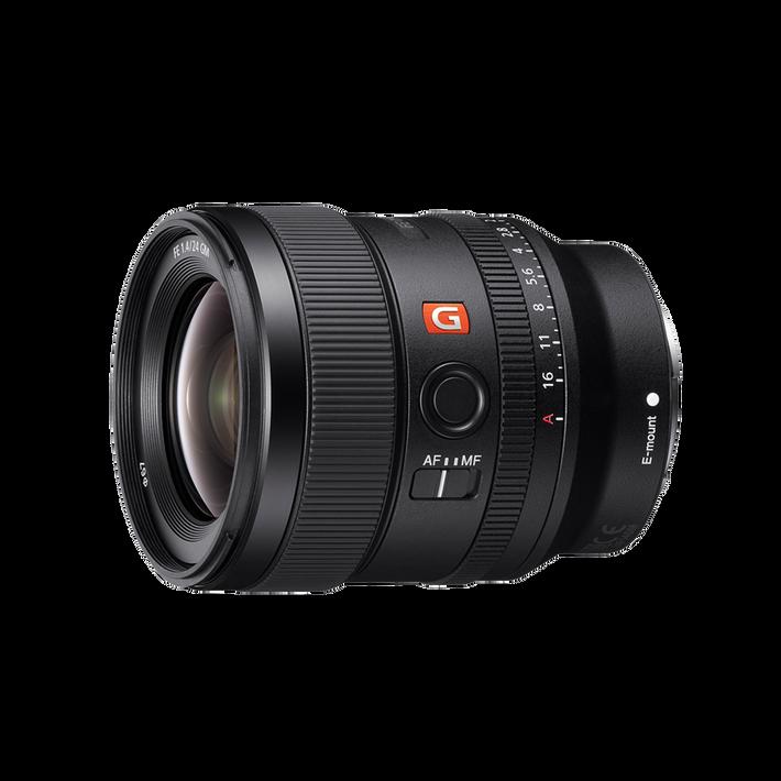Full Frame E-Mount 24mm F1.4 G-Master Lens, , product-image
