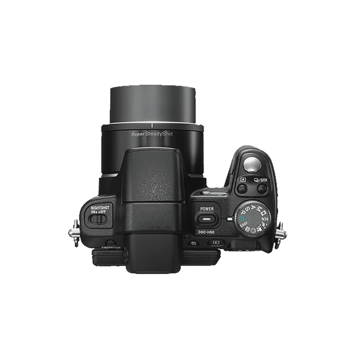 9.1 Mega Pixel H Series 15x Optical Zoom Cyber-shot (Black), , product-image