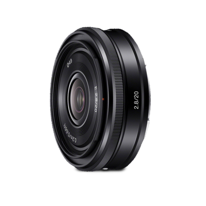 E-Mount 20mm F2.8 Lens, , product-image