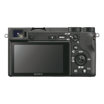 a6500 Premium Digital E-Mount Camera with APS-C Sensor
