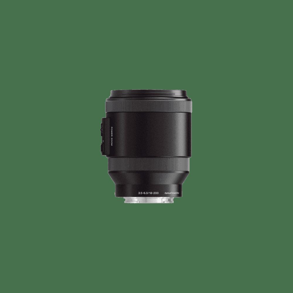 E-Mount PZ 18-200mm F3.5-6.3 OSS Lens, , hi-res