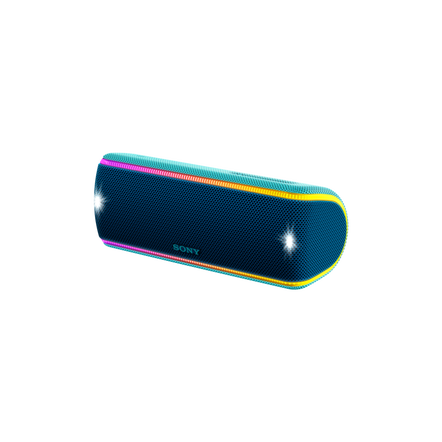 EXTRA BASS Waterproof Bluetooth Party Speaker (Blue), , hi-res