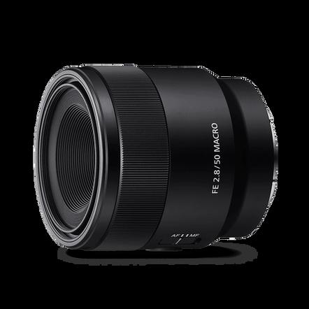 Full Frame E-Mount FE 50 mm F2.8 Macro Lens, , hi-res